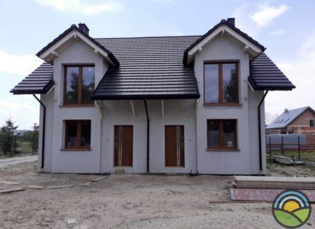 Dom bliźniak Brzezie 94m2