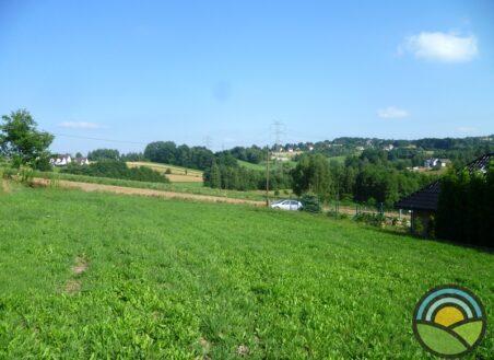 Działka budowlano-rolna Skawina 56ar