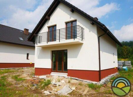 Wolnostojący dom 142m2 Bolechowice