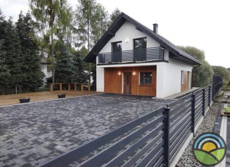 Wolnostojący dom 109m2 Pietrzejowice